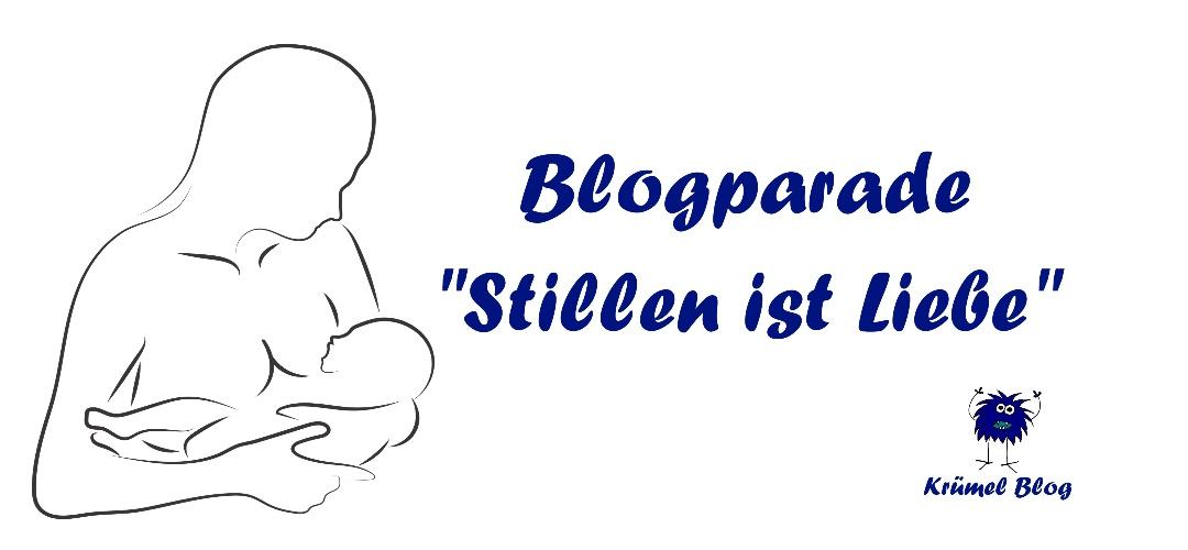 """Blogparade """"Stillen ist Liebe"""", (c) Krümel Blog"""