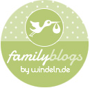 Der Krümel Blog macht mit bei familyblogs by windeln.de