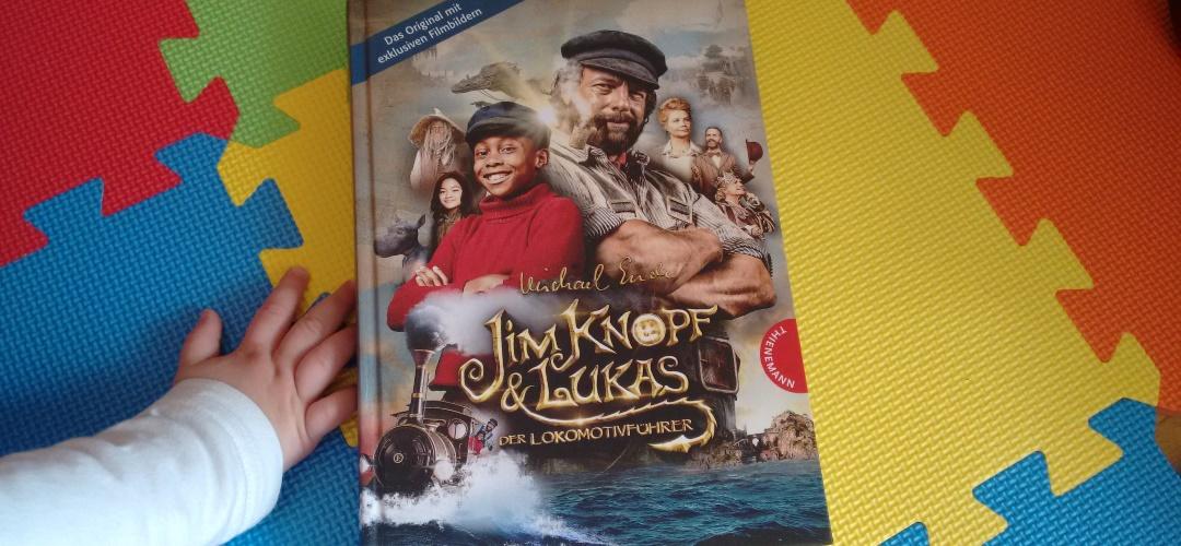 """""""Jim Knopf & Lukas der Lokomotivführer""""-Gewinnspiel: Wir verlosen das Buch zum Film, (c) Krümel Blog"""