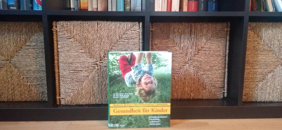 """""""Gesundheit für Kinder"""", rezensiert auf dem Krümel Blog, (c) Krümel Blog"""