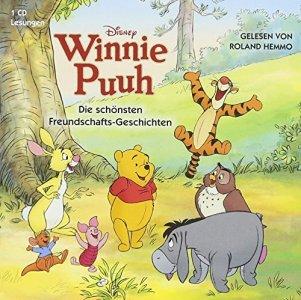 """""""Winnie Puuh - Die schönsten Freundschafts-Geschichten"""" gelesen von Roland Hemmo, (c) der Hörverlag - rezensiert auf dem Krümel Blog"""