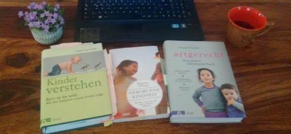 """""""Kleinkinder verstehen: Unsere 3 Lieblingsbücher"""" auf dem Krümel Blog, (c) Krümel Blog"""